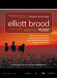 Poster Elliott Brood