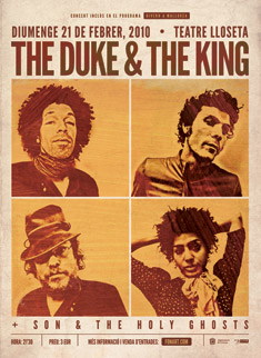 Cartel The Duke & The King